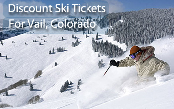 vail ski resort discount ski tickets and by owner lodging